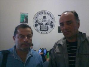 José y Hugo en la Zumba La Turba FM 99.5
